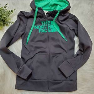 The North Face Warm Gray Hoodie